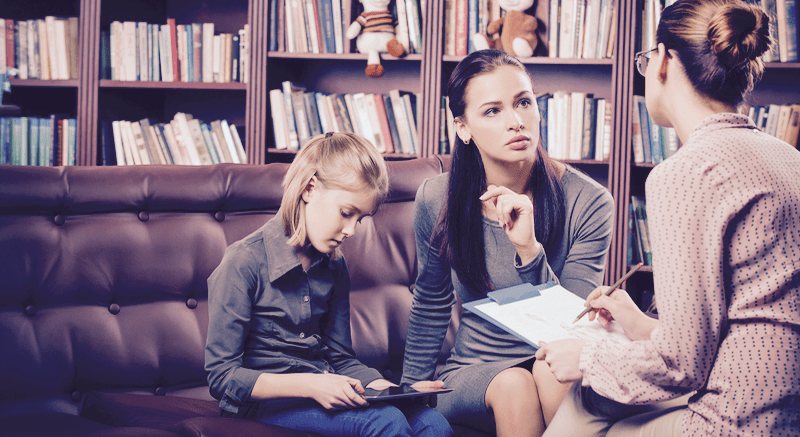 Creating a Safe Space for Foreign Language Therapy