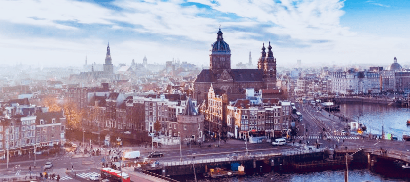 Linguistic Systems -- European City - Amsterdam - GDPR