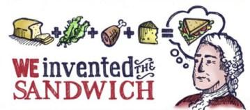 Английские рецепты - сэндвич придумали англичане