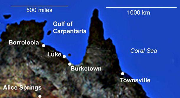 Булдаст - путешествие по северу Австралии