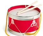 Детские песни на английском drum