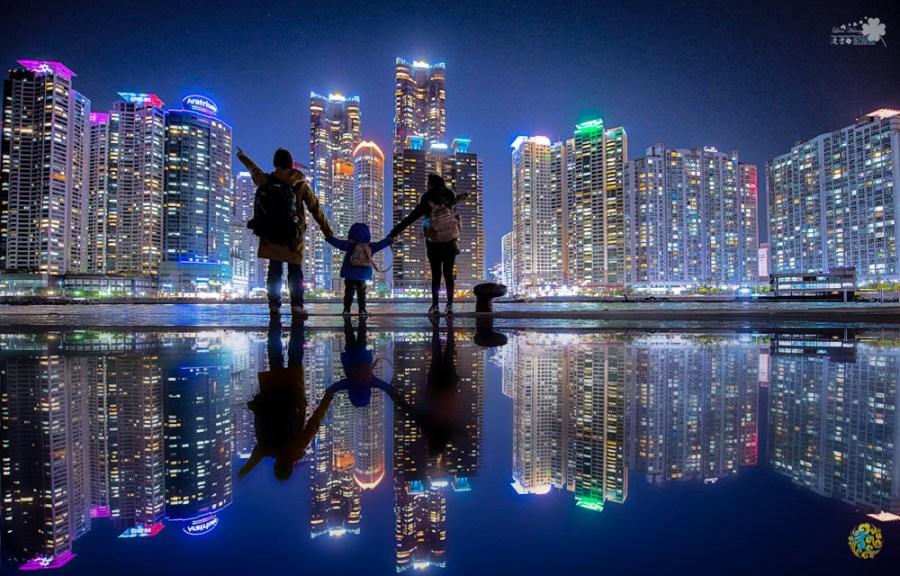 釜山必去的夜景盤點整理》韓國自由行|The Bay 101、天馬山、影島青鶴展望台、樂天光復店|不容錯過的韓國夜景(最後更新時間20191211)