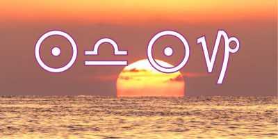 compatibilidade-signo-solar-sol-em-libra-sol-em-capricornio