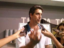 Marcelo Fronckowiak, técnico do RJX, em entrevista após o tricampeonato carioca