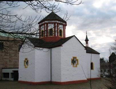 Trier Heiligkreuz-Kapelle