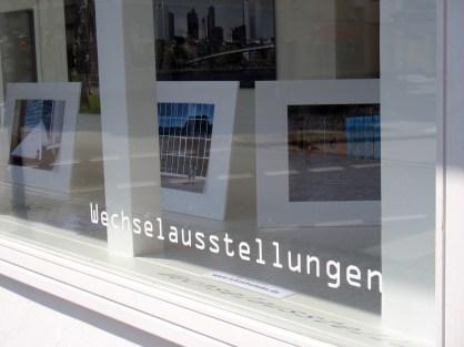 Wechselausstellungen im ehemaligen Kiosk