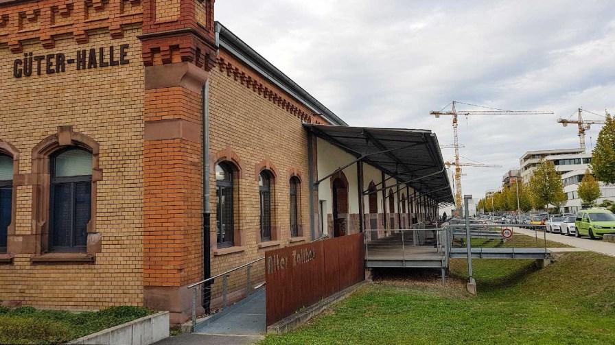 Güterhalle Freiburg