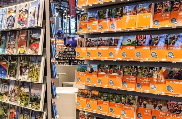 Messestand Frankfurter Buchmesse