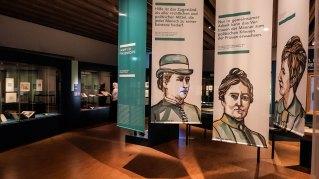 Damenwahl, Historisches Museum Frankfurt