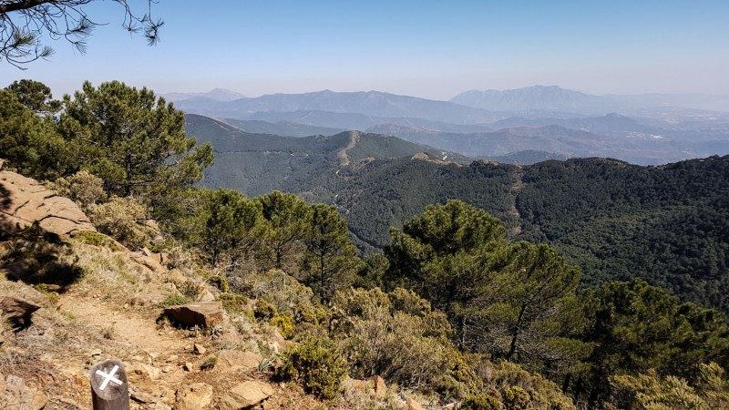 Frühlingswanderung in Andalusien