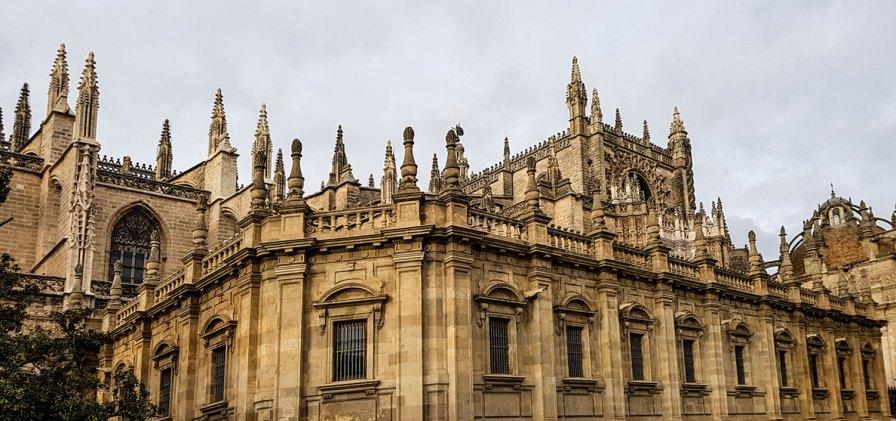 Kathedrale von Sevilla.