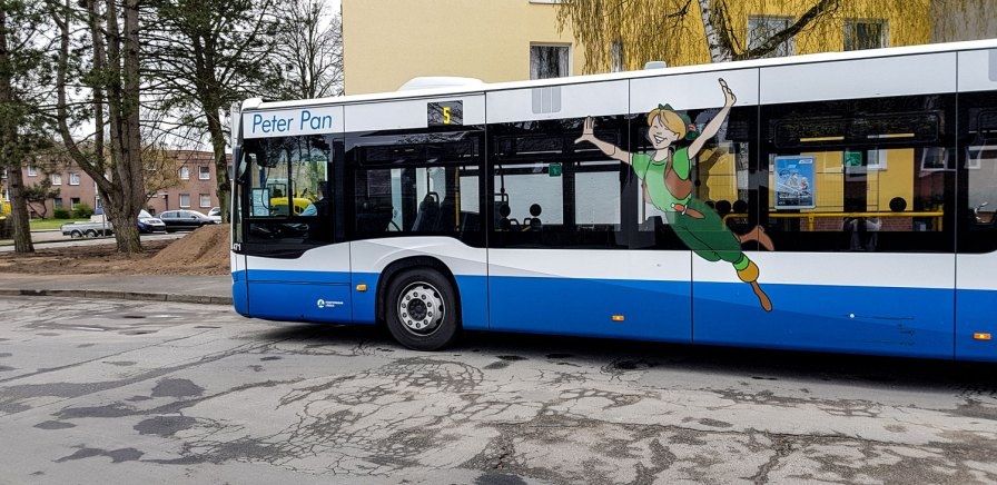 Buslinie5 Lübeck