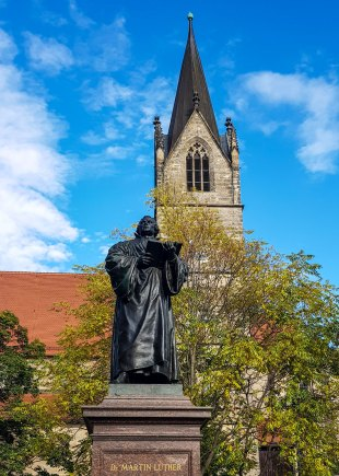 Erfurt Luther-Denkmal
