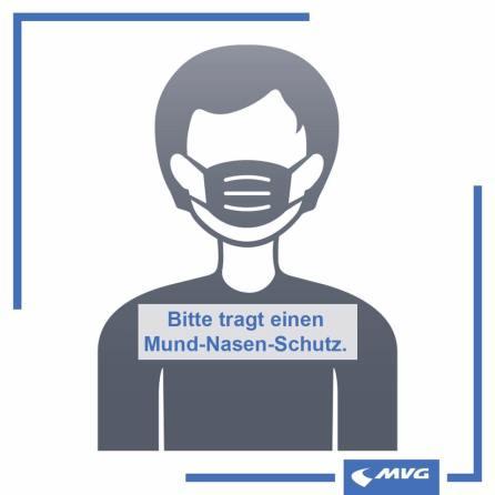Facebook-Post der Münchner Verkehrsgesellschaft vom 17.04.2020 © MVG