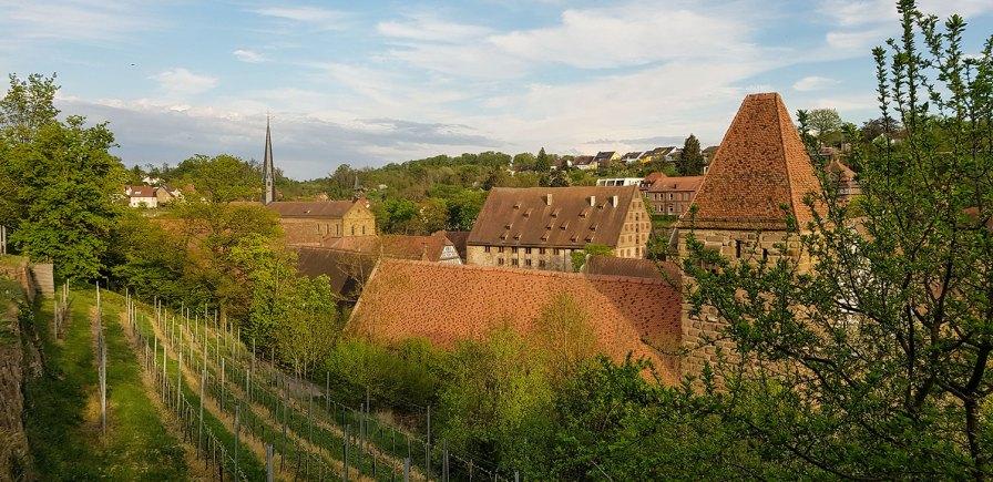 Spazierweg Klosterrunde MB5