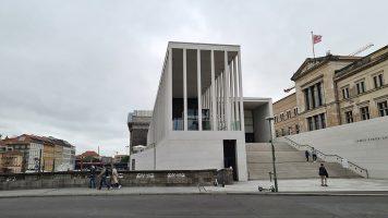Museumsinsel: James-Simon-Galerie