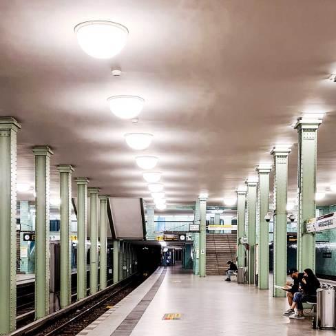 Berlin U5 Alexanderplatz