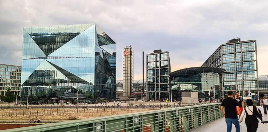 Berlin U5 Hauptbahnhof