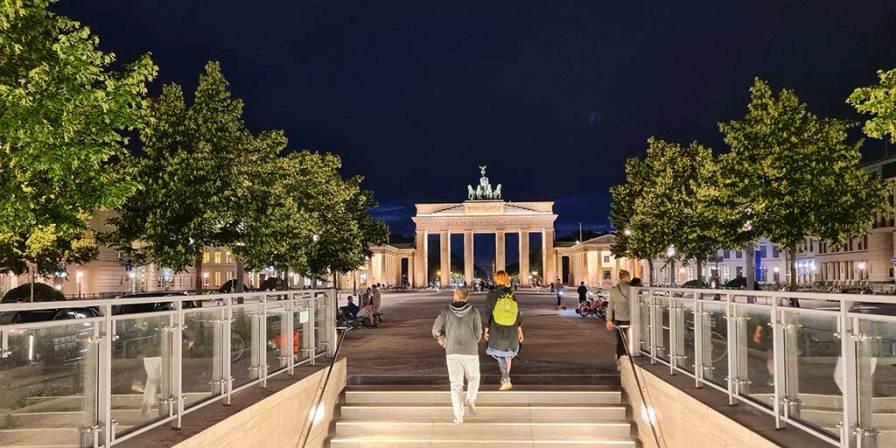 Berlin U5 BrandenburgerTor