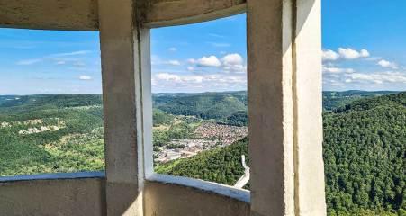 Jedes Fenster beschert eine neue Aussicht.