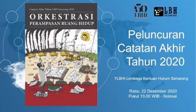 Catahu LBH Semarang