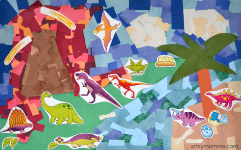 Scrap-Paper-Dinosaur-Collage-Art.png