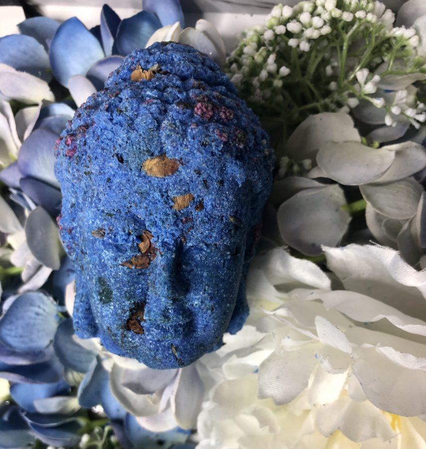 Blue Buddha Bath Bomb