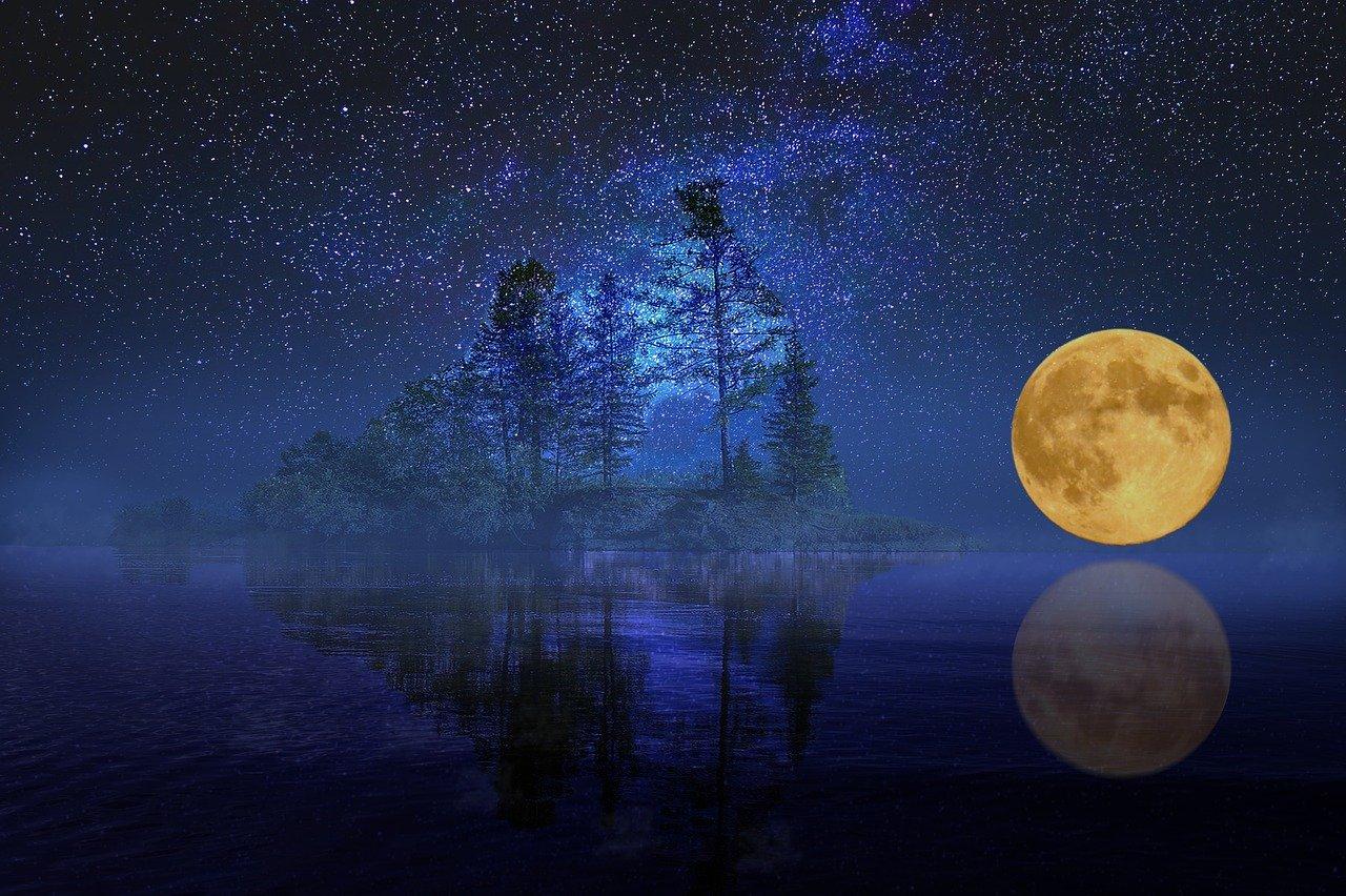 October Aries Full  Moon 2020