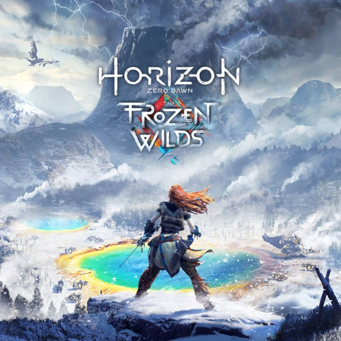 HZD – The Frozen Wilds