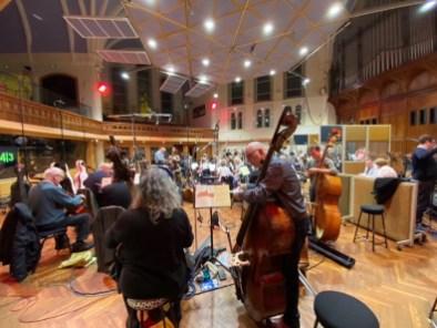 Orchestra Setup 3