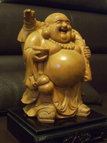 【彌勒佛·彌勒】彌勒佛木雕 – TouPeenSeen部落格