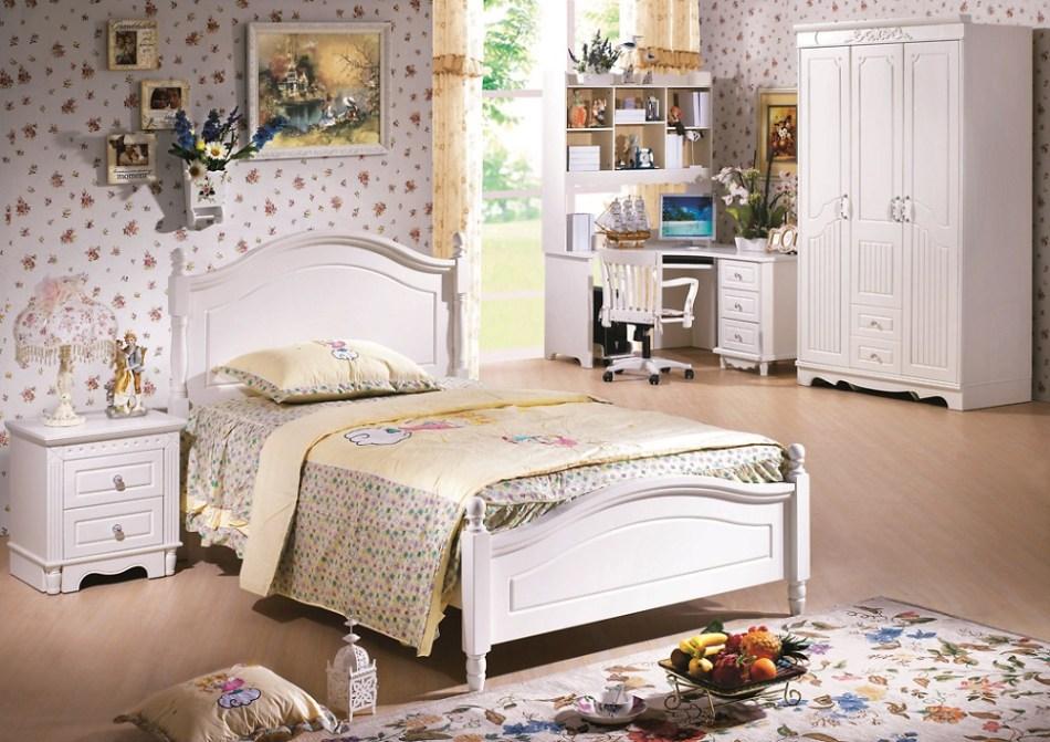 meble białe do pokoju