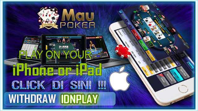Withdraw IDN Play Poker