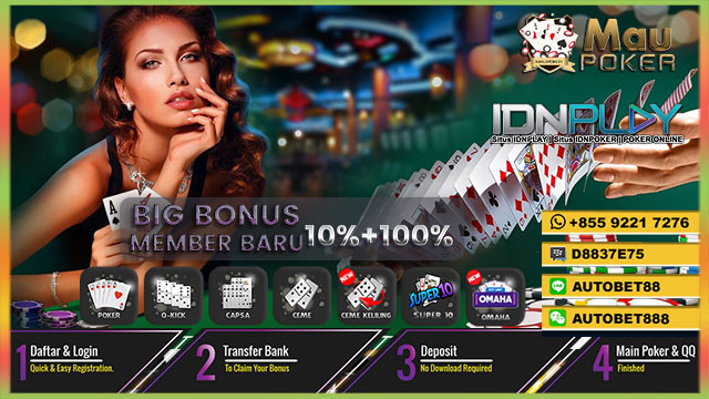 Agen IDN Play Poker