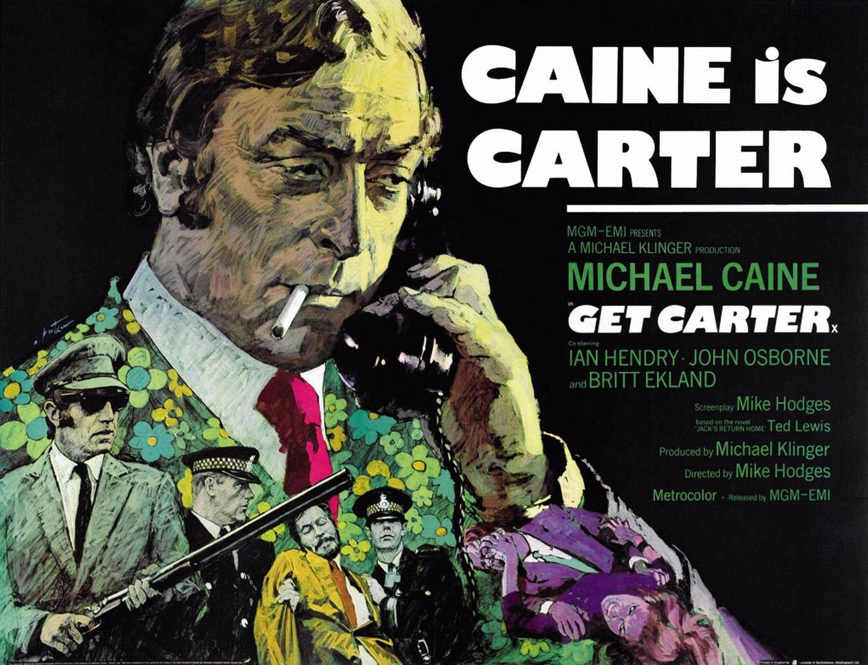 Get Carter: 70年代暴力美學的經典黑幫電影 - Link and Tag