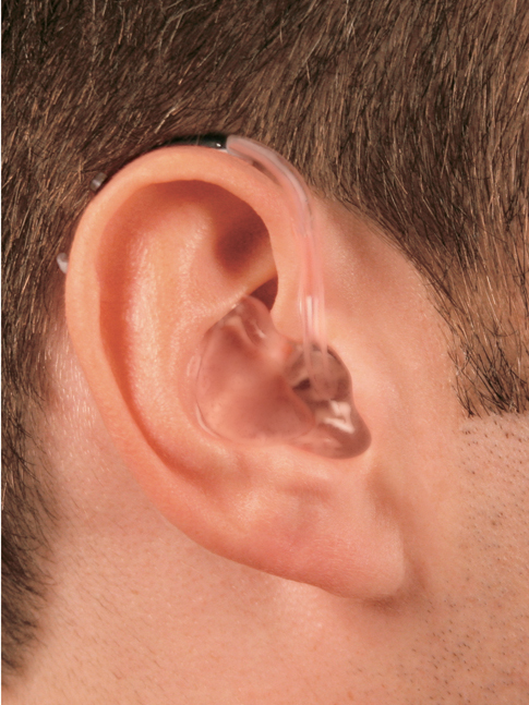 Behind The Ear hearing aids