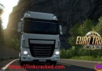 Euro Truck Simulator 2019 Crack With Keygen Free Download [V1.32.3.14]