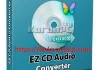 EZ CD Audio Converter 8.1 Crack