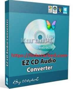 EZ CD Audio Converter 8.1 Crack