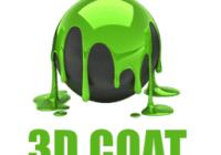 3D Coat 4.9.22 Crack Full Version 2020 Free Download [X64]