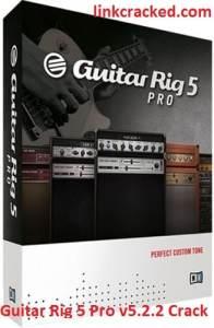 Guitar Rig 5 Pro v5.2.2 Crack With Keygen r2r Latest Version 2020 Free Download