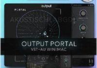 Output Portal VST 1.0.1 Crack + Torrent 2021 For (Windows + Mac) Free Download