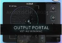 Output Portal VST 1.0.1 Crack + Torrent 2021 For (Windows + Mac) Free Download