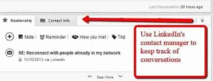 Turn LinkedIn Contacts Into Clients for more business leads Image