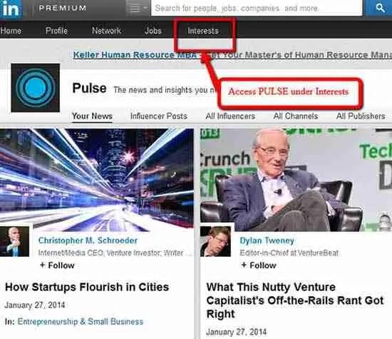 Keeping Your Finger on LinkedIns Pulse