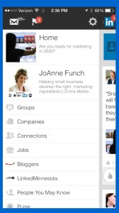 LinkedIn Elevate App