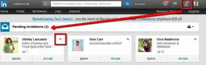 LinkedIn Invitation Messages