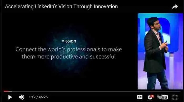 Jeff Weiner announces major desktop redesign