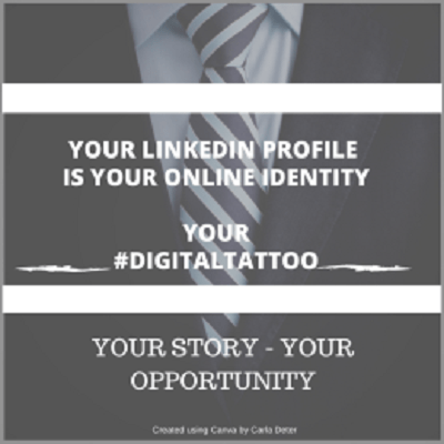 Your LinkedIn Profile Is Your Online Identity
