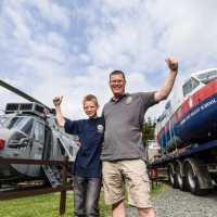 Local Farmer Puts Thornhill on the Map with Aviation Glamping